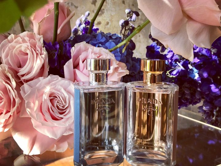 Prada, Versace & Paco Rabanne Latest Fragrance Launch
